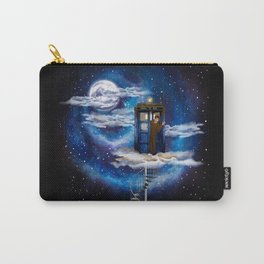 Live on the cloud in the BOX Doctor who iPhone 4 4s 5 5c 6 7, pillow case, mugs and tshirt Carry-All Pouch