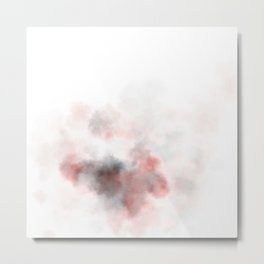 Wishful feeling- abstract digital artwork Metal Print