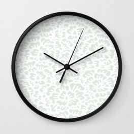 KAOU {ICE+W} Wall Clock