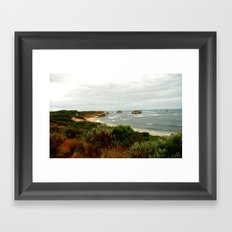Bay of Islands Framed Art Print