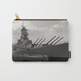 USS Wisconsin (BB-64) Carry-All Pouch