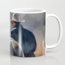 Cowboy Blues Coffee Mug