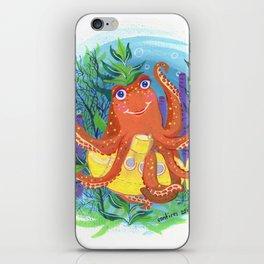Hello world! iPhone Skin
