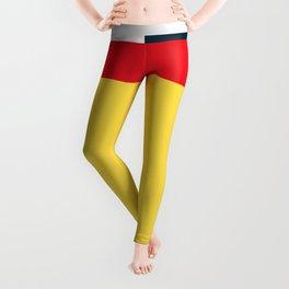 Mid Century Modern Vintage 25 Leggings