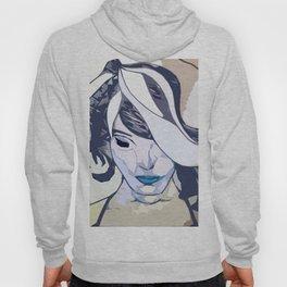 Blue Girl Hoody