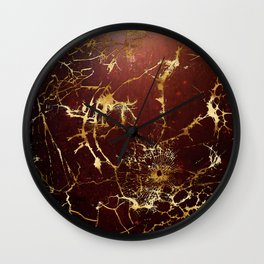 KINTSUGI  ::  Accept Fate Wall Clock
