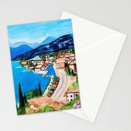 Lake Garda, Italy Stationery Cards