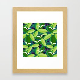 Frog Pond Framed Art Print