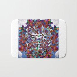 Poof Color Bath Mat