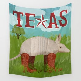 Texas Wall Tapestry