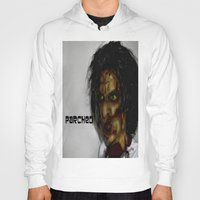 zombie Hoodies featuring Zombie!!  by Jake Stanton