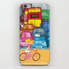 Going Nowhere Fast! iPhone & iPod Skin