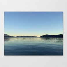 Ocean Calm V Canvas Print