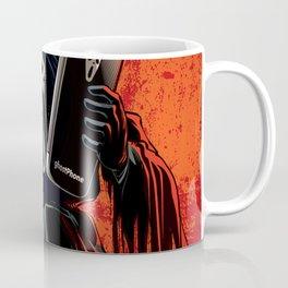 Ghost Phone Coffee Mug