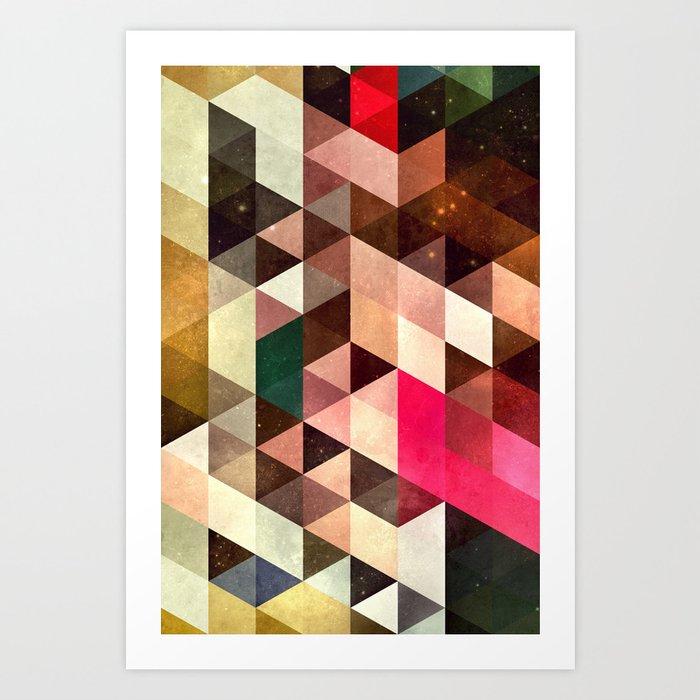pyrty xyn Art Print