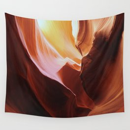 Antelope Canyon Wall Tapestry