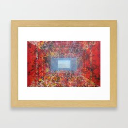 mlkth Framed Art Print