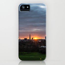 Good morning, London iPhone Case