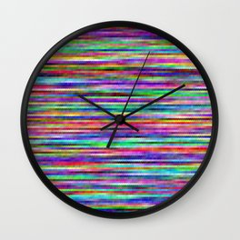 every color 026 Wall Clock