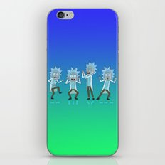 Tiny Ricks Dance Moves iPhone & iPod Skin