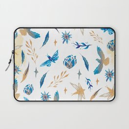 SILENCE THAT DREAMED OF BECOMING A SONG Laptop Sleeve