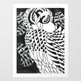 Intelligent Aplication Art Print