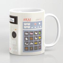 Akai mpc for kids Coffee Mug