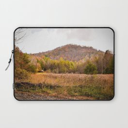 Hidden Cabin in the Mountains Laptop Sleeve
