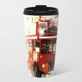 London Bus Travel Mug