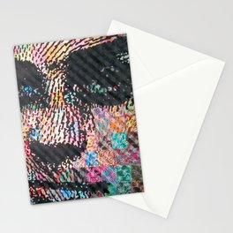 Virus machine Stationery Cards