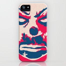 robber joker iPhone Case