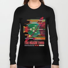 NASA/JPL Poster (The Grand Tour) Long Sleeve T-shirt