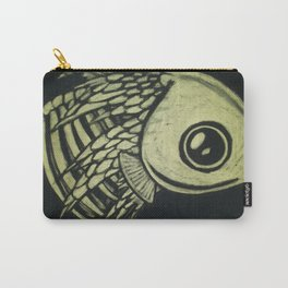 In Shreds Carry-All Pouch