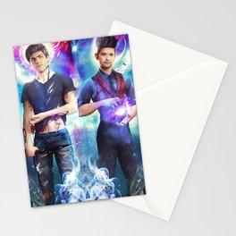 Dakimakura Magnus & Alec Stationery Cards