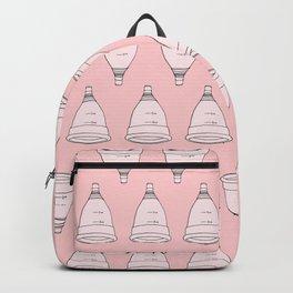 Coupes menstruelles - Menstrual cups Backpack
