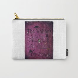 The Valiant Carry-All Pouch