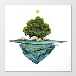 Sacred Ground Canvas Print