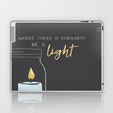 Be a light Laptop & iPad Skin