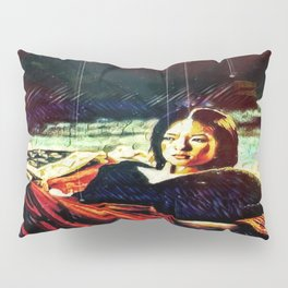 By Firelight Pillow Sham