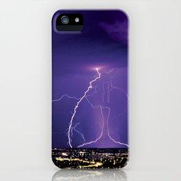 Lightening iPhone Case