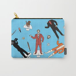 Cut It Out: Ron Burgundy Carry-All Pouch