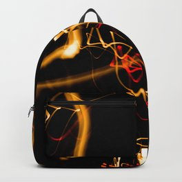 The abuse of light Backpack