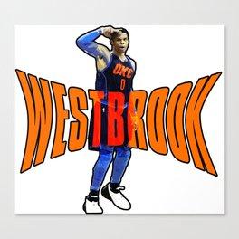 Westbrook Canvas Print