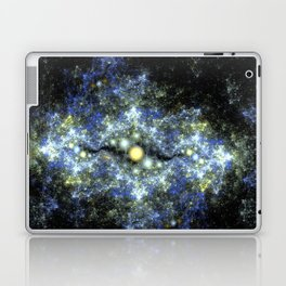 The Starry Sky at Night. Laptop & iPad Skin