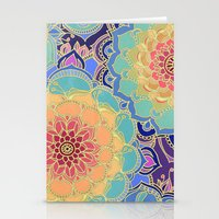 pen Stationery Cards featuring Obsession by micklyn