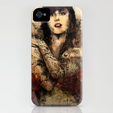 Kat Von D iPhone (4, 4s) Slim Case