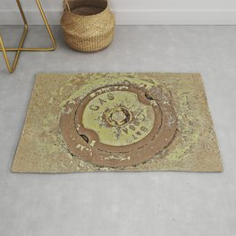 Cooking with Gas Rug