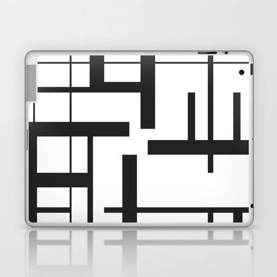 Lines #3 Laptop & iPad Skin