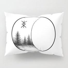 Forest Moon Pillow Sham