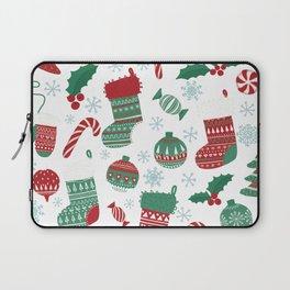 Christmas Pattern 05 Laptop Sleeve